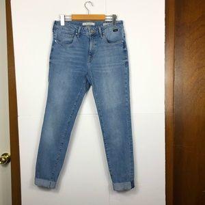 Mavi Tess High-Rise Skinny Jeans Sz 29